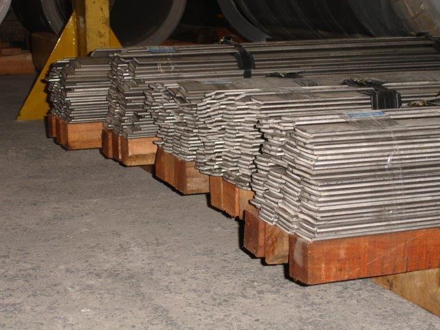 Barra de aço inox 304