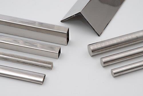 Tubo retangular de aço inox 304